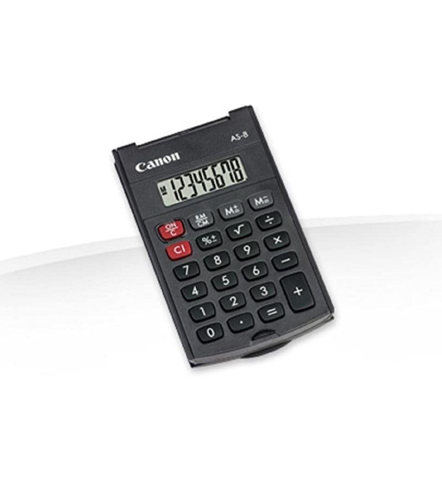 Kleiner Taschenrechner von Canon