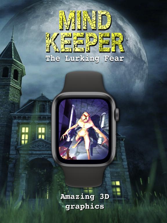 Mindkeeper: Die schlummernde Furcht (iPhone, iPad, Apple Watch, Apple TV)