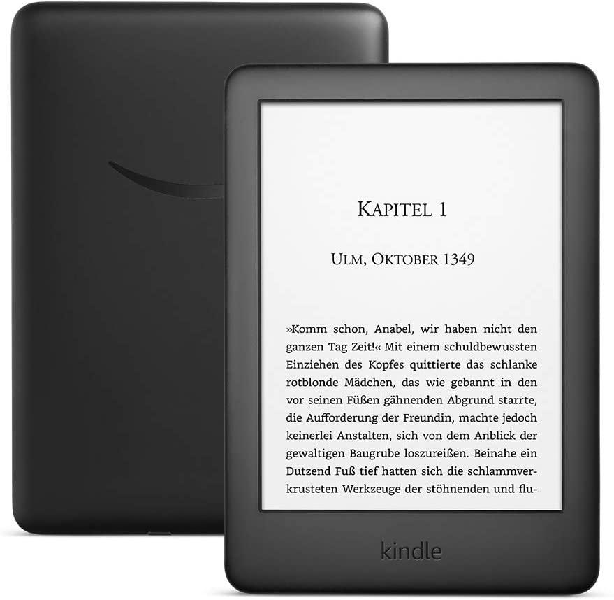 Amazon Kindle 2019 mit Werbung