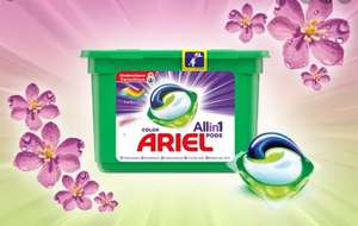 Ariel / Lenor All-in-1 Pods GRATIS testen (pro Haushalt jedes Produkt 1x)