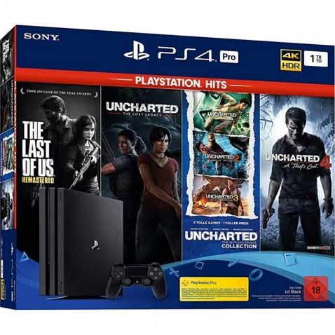 PS4 Pro Bundle bei electronic4you und majdic