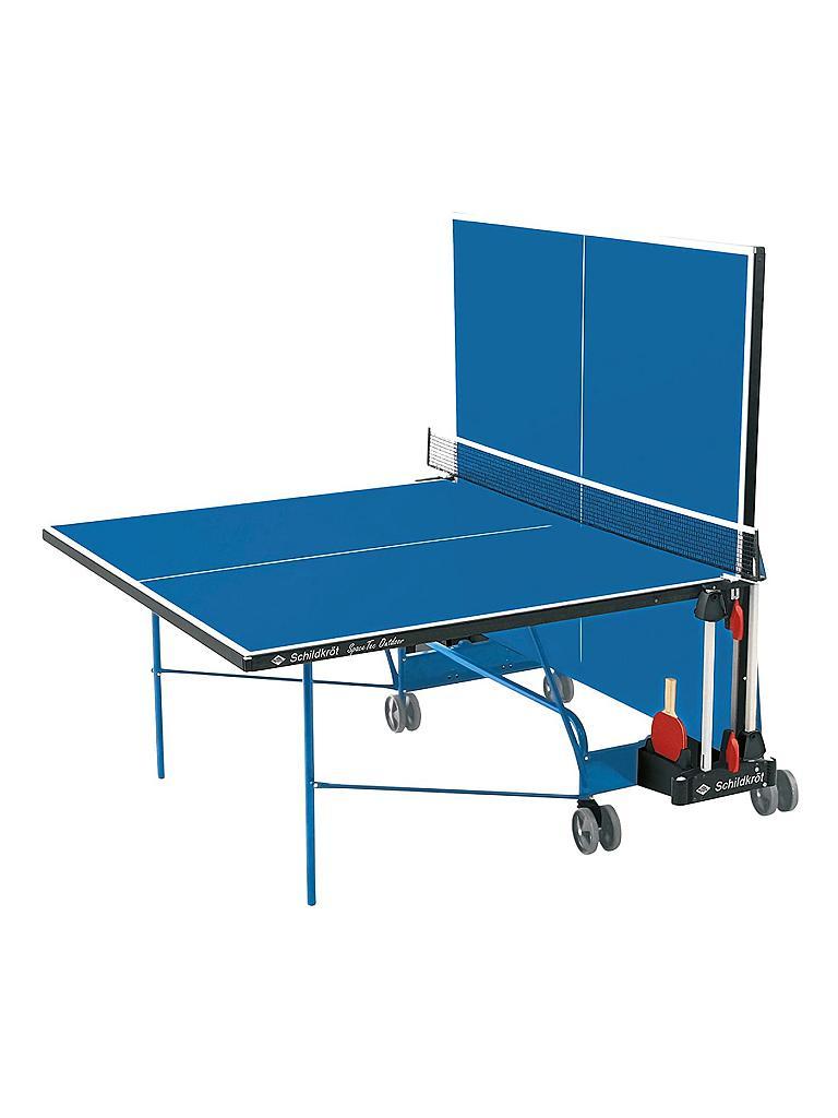[Gigasport] SCHILDKRÖT Tischtennistisch Space Tec Outdoor um 399€ statt (475€)