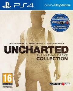Uncharted: The Nathan Drake Collection & Journey