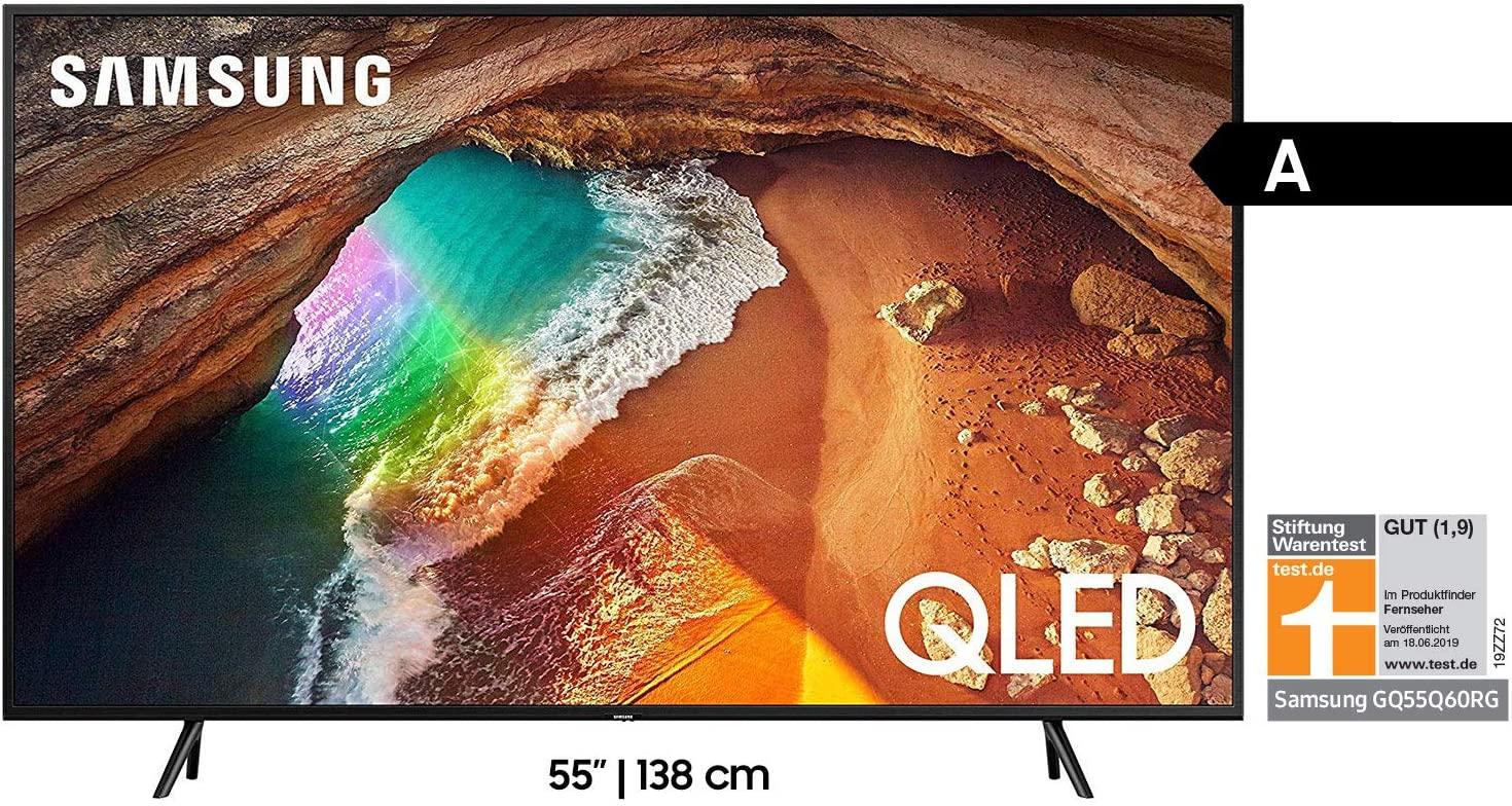 Samsung GQ55Q60R 4K Smart TV (Bestpreis)