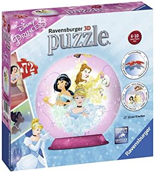 Ravensburger 3D Puzzle-Ball Disney Princess