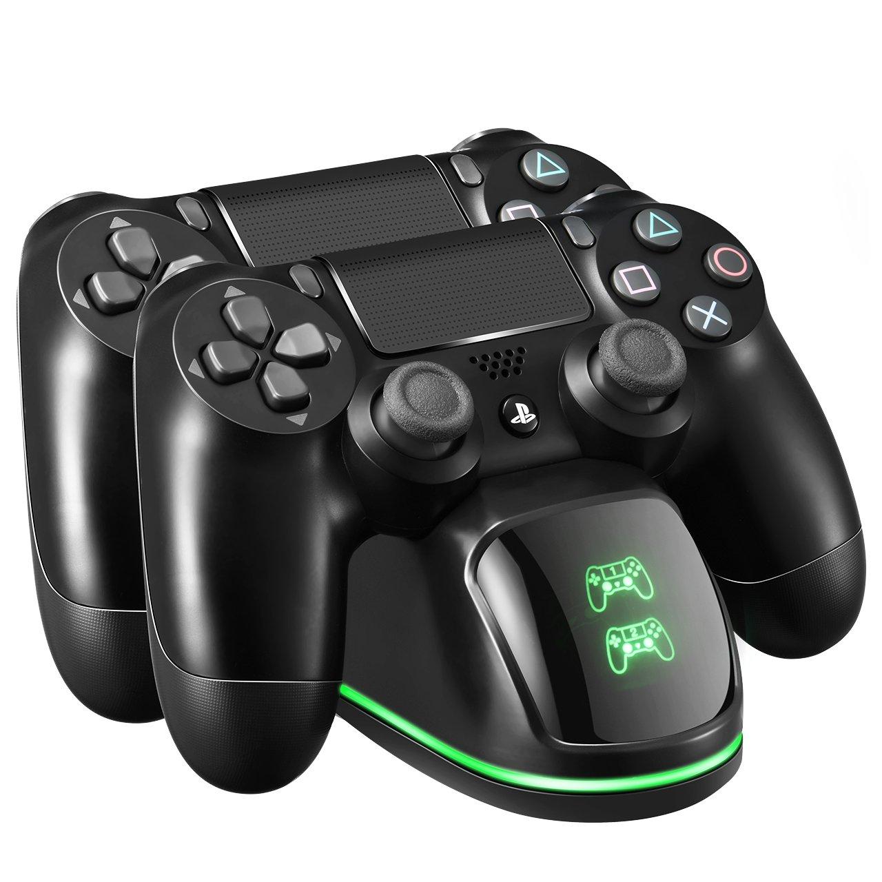 Topelek PS4 Controller Dual-Ladestation