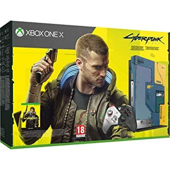 Xbox One X 1TB - Cyber Punk 2077 Limited Edition