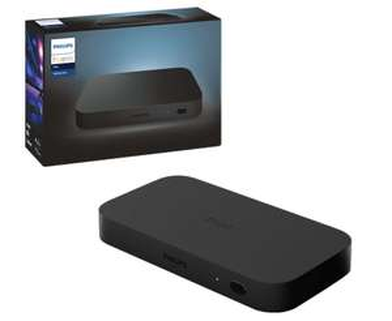 Philips Hue Sync Box Versannd über Logoix