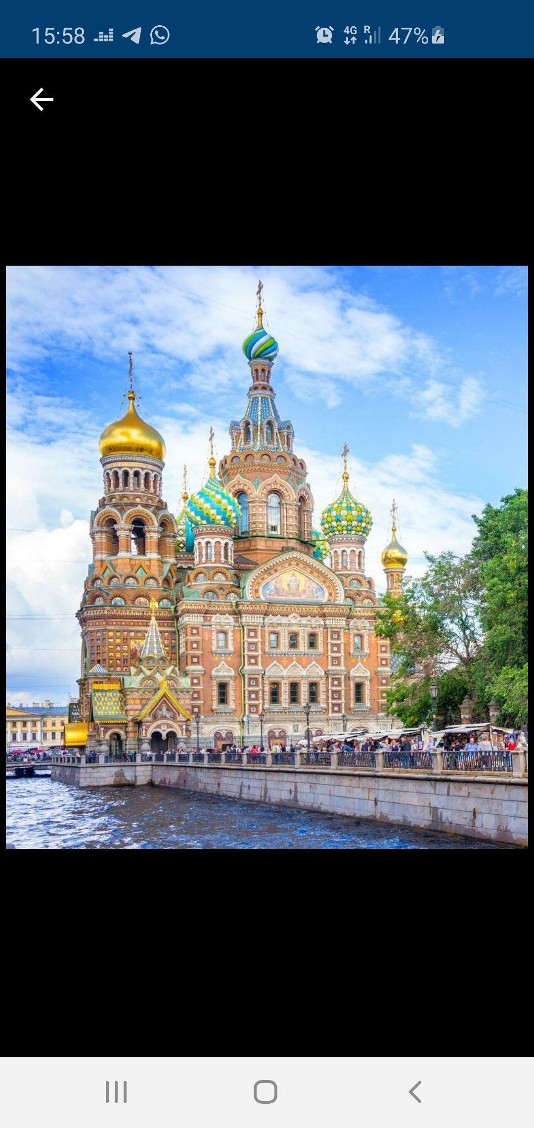 Flüge: Sankt Petersburg / Russland [Nov. - Dez.] Hin und Zurück Nonstop von Salzburg ab nur 64,98€