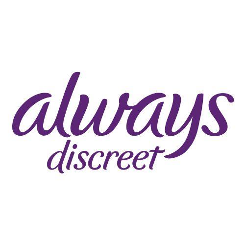 Always Discreet Testwochen - Boutique Small, normall und long gratis testen