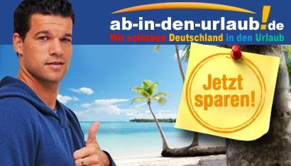 120€ Gutschein für 15€ für Pauschal- und Last Minute Reisen auf ab-in-den-urlaub.de *Update* 111€ Gutschein ab 1€!