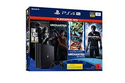 PlayStation 4 Pro 1TB - Naughty Dog Bundle