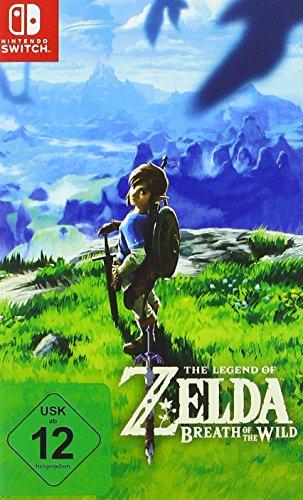 Zelda - Breath of the Wild (Nintendo Switch)