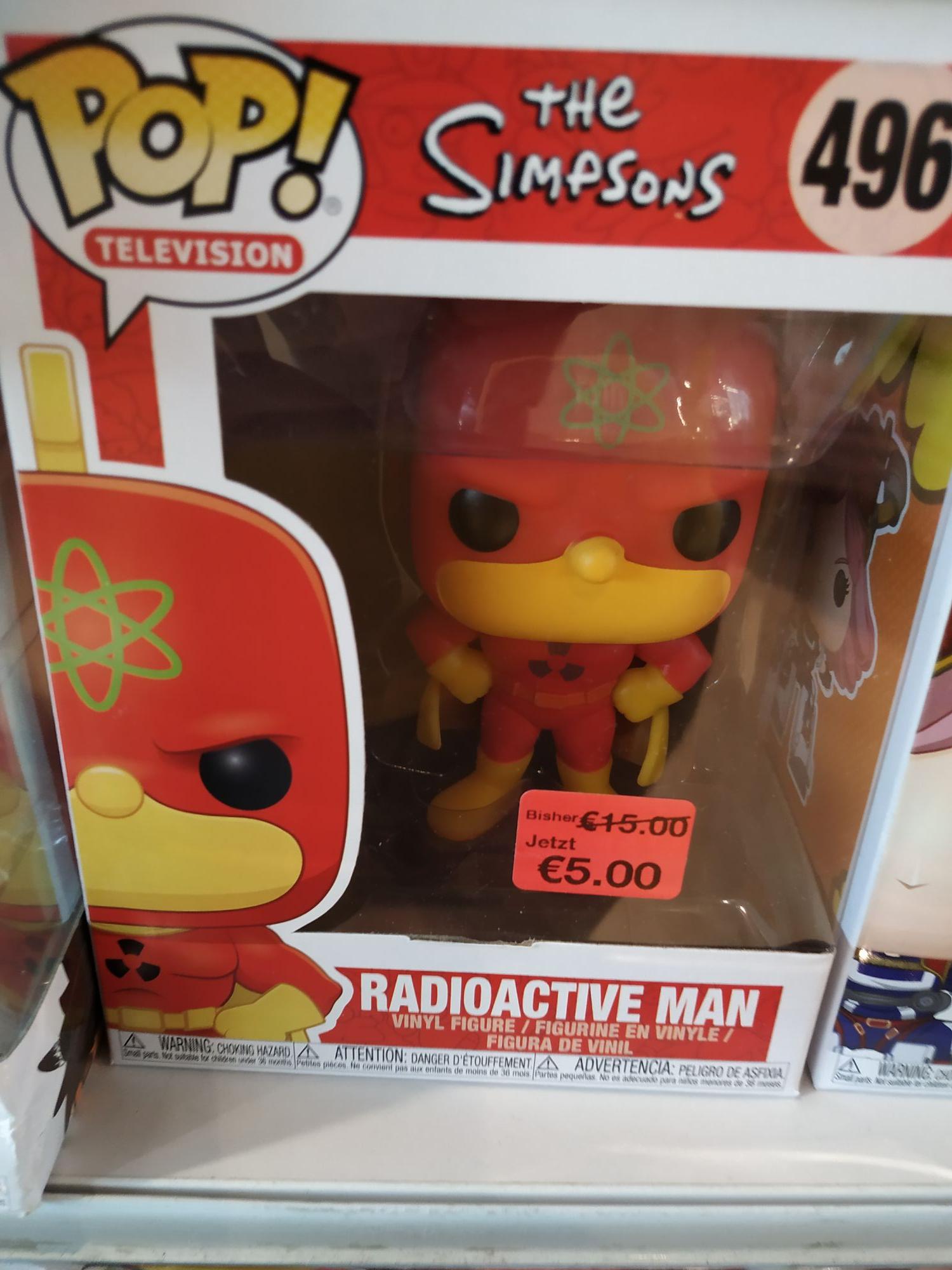 Primark SCS: Funko Pop! Figuren Abverkauf