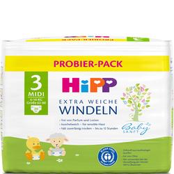 HiPP Windeln Probierpack Gr. 3-5 (20 Stk)