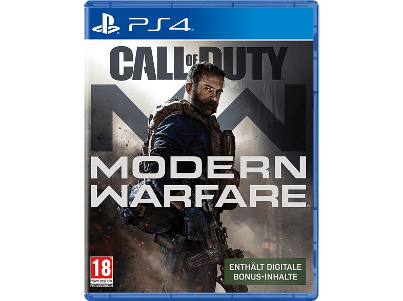 Call of Duty: Modern Warfare 2019 (PS4)