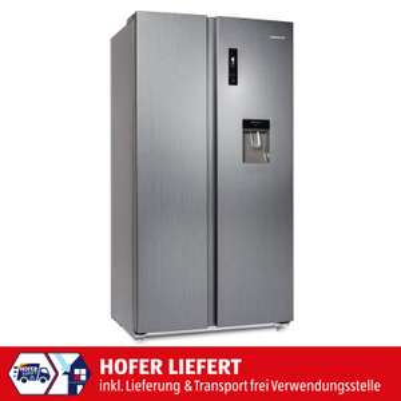 MEDION Side-by-Side-Kühlschrank