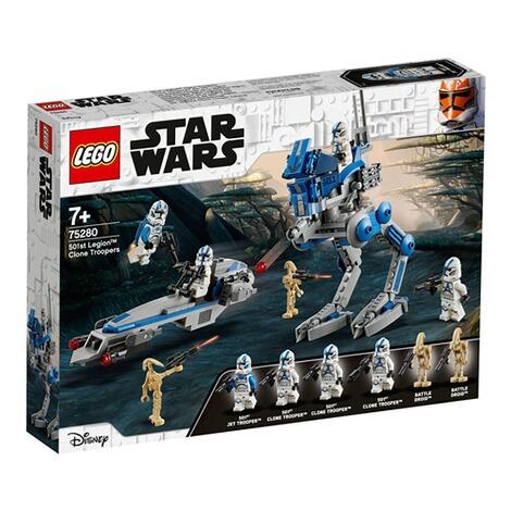 [Baby-Walz] Lego 75280 Clone Troopers™ der 501. Legion um nur 32€