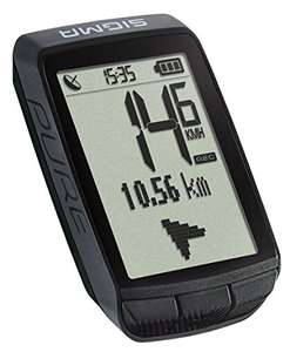"""Sigma """"Pure"""" Fahrrad Sport GPS-Gerät"""
