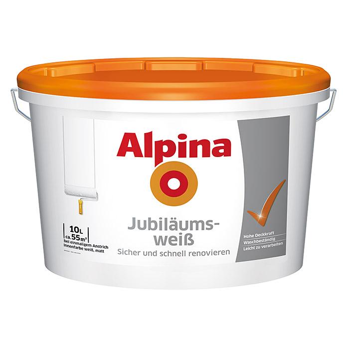 Alpina Jubiläumsweiss 10 Liter