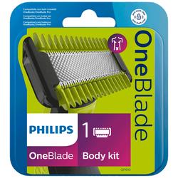 Philips OneBlade Ersatzklinge + Hoden-Aufsatz :D