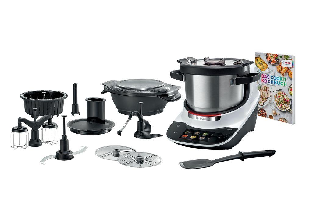 Bosch Cookit inkl. 2ter Topf gratis - Küchenmaschine mit Kochfunktion