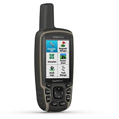 Garmin GPSmap 64sx - Amazon haut raus: Outdoor-Navi vom Feinsten