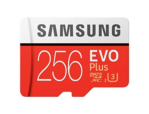 Samsung EVO Plus 2020 R100/W90 microSDXC 256GB