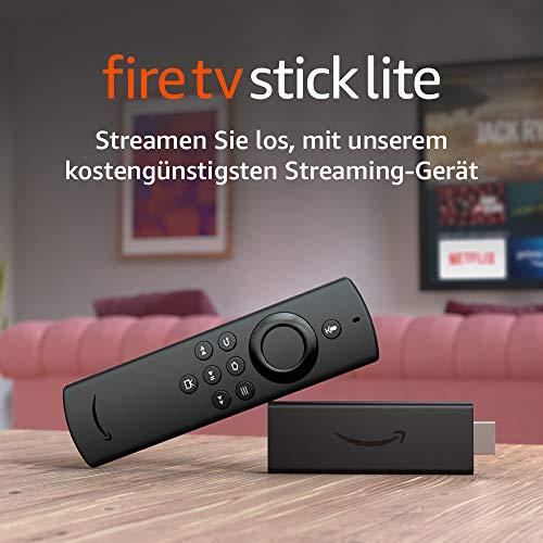FireTVStickLite mit Alexa-Sprachfernbedienung Lite