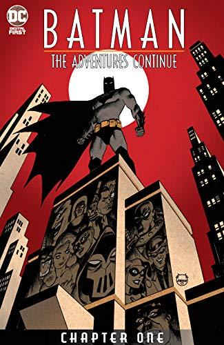 "3 x Gratis Amazon E-Books ""DC Batman Comics : The Adventures Continue 2020"" (Amazon Kindle)"