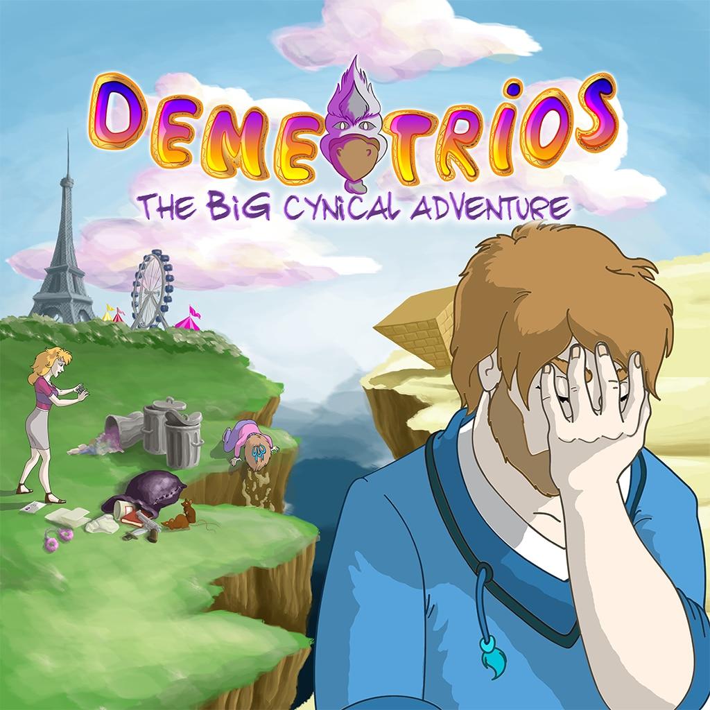 Demetrios - The Big Cynical Adventure (iOS) gratis im Apple AppStore - ohne Werbung / ohne InApp-Käufe -