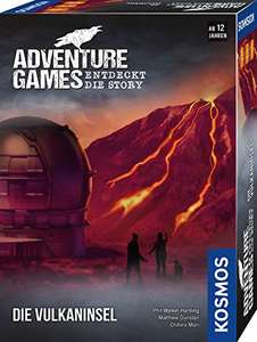 Kosmos Adventure Games - Die Vulkaninsel ODER Das Verlies