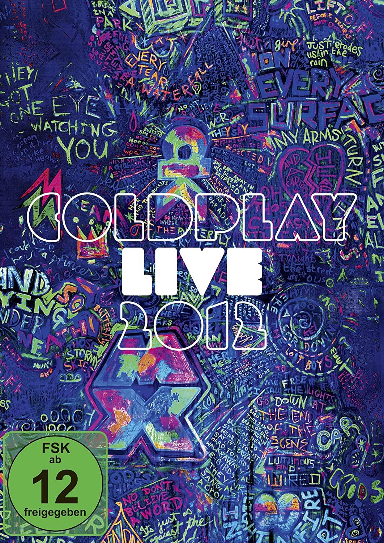"""""""Coldplay"""" Konzert Highlights der Mylo Xyloto-Tour derzeit gratis als Stream & Download anstatt 9,17 Euro"""