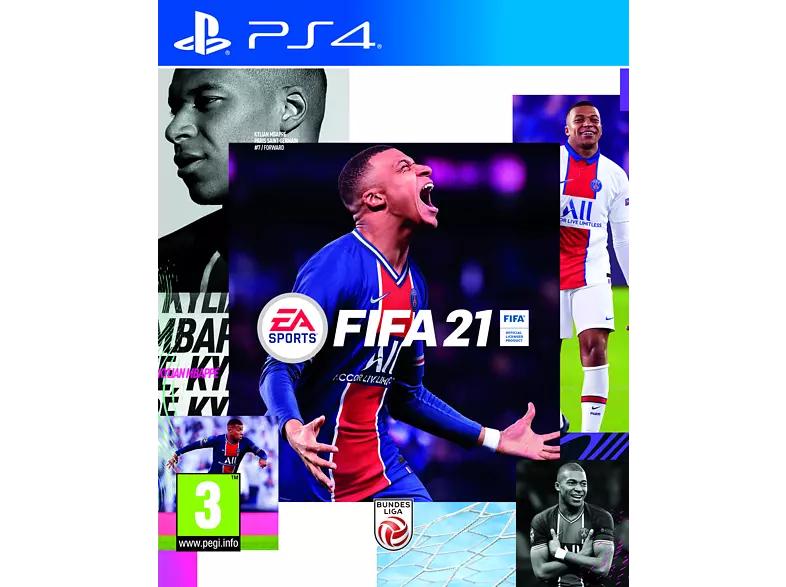 Fifa 21 für PS4 & Xbox One + Upgrade auf PS5 bzw. Xbox X Serie