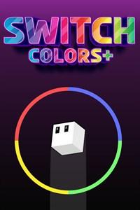 Switch Colors+ (XBOX One / Xbox Series S|X / Windows PC / Mobilgeräte) gratis im Microsoft Store