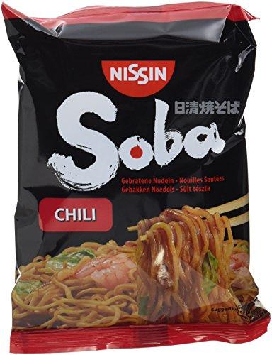 Auf erste Spar-Abo Lieferung -25% für Soba Bag Chili 9er Pack ( 9 x 111g)