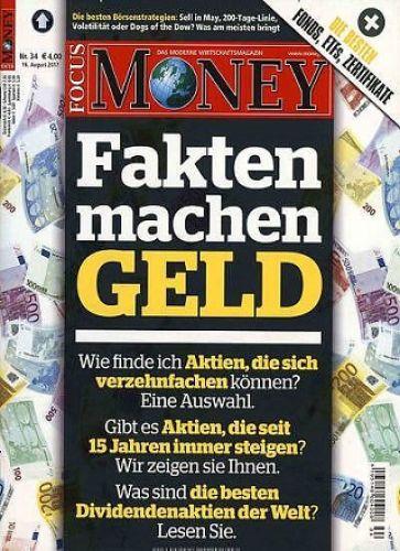 Focus Money Digitalabo, 12 Monate gratis