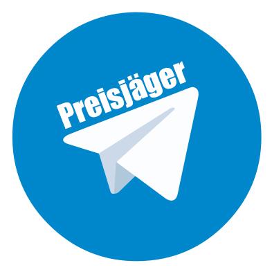 Preisjäger ab sofort auch auf Telegram
