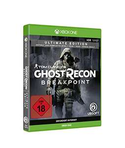 Tom Clancy's Ghost Recon: Breakpoint - Ultimate Edition für Xbox One