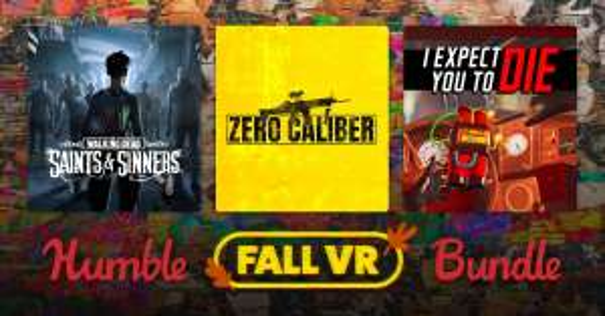 VR - Spiele auf Humble Bundle