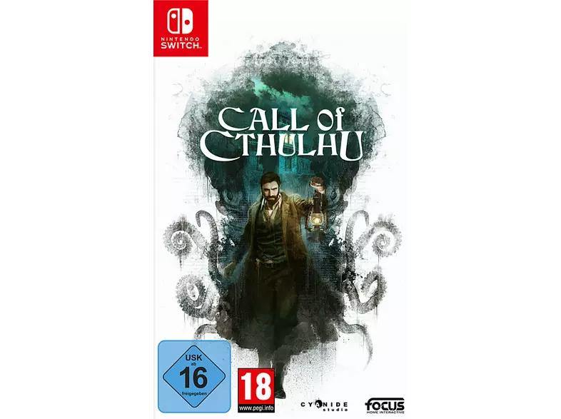 Call Of Cthulhu - [Nintendo Switch]