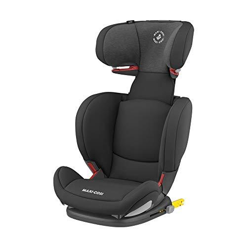 Maxi Cosi RodiFix AirProtect (AP) Kindersitz Gruppe 2/3, ISOFIX-Sitzerhöhung, optimaler Seitenaufprallschutz, 3,5 - 12 Jahre, 15 - 36 kg