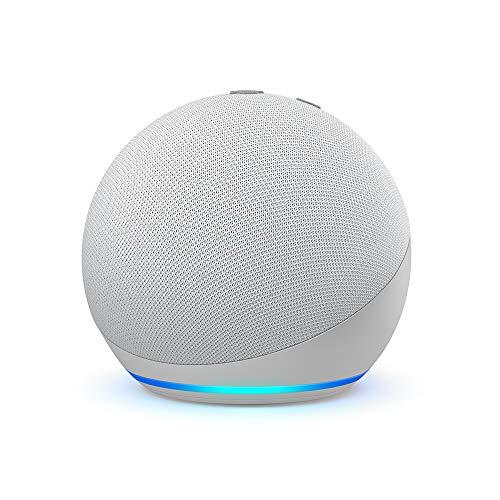 Der neue Echo Dot (4. Generation)   Smarter Lautsprecher mit Alexa