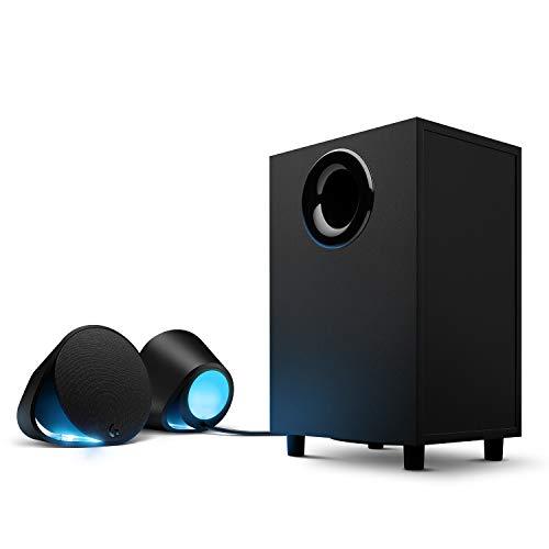 Logitech G560 PC-Gaming-Lautsprecher mit DTS:X Ultra Surround Sound