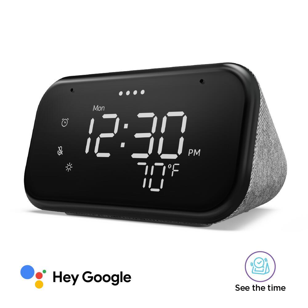 Lenovo Smart Clock Essential mit Google Assistant