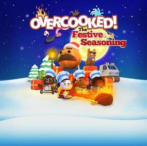 """2 Overcooked DLC´s gratis (PS4/PS5 / XBOX One/XBOX Series S
