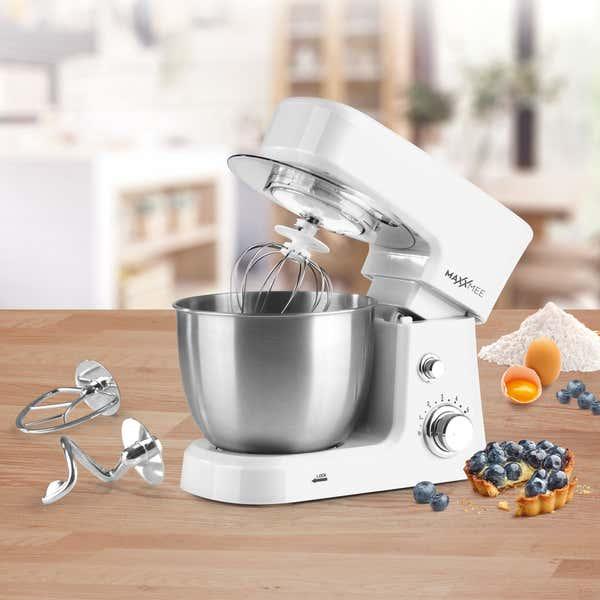MAXXMEE Küchenmaschine inklusive Rührschüssel,