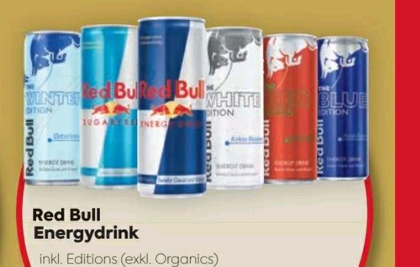 [Billa] Red Bull um 74c (bei 34 Dosen)