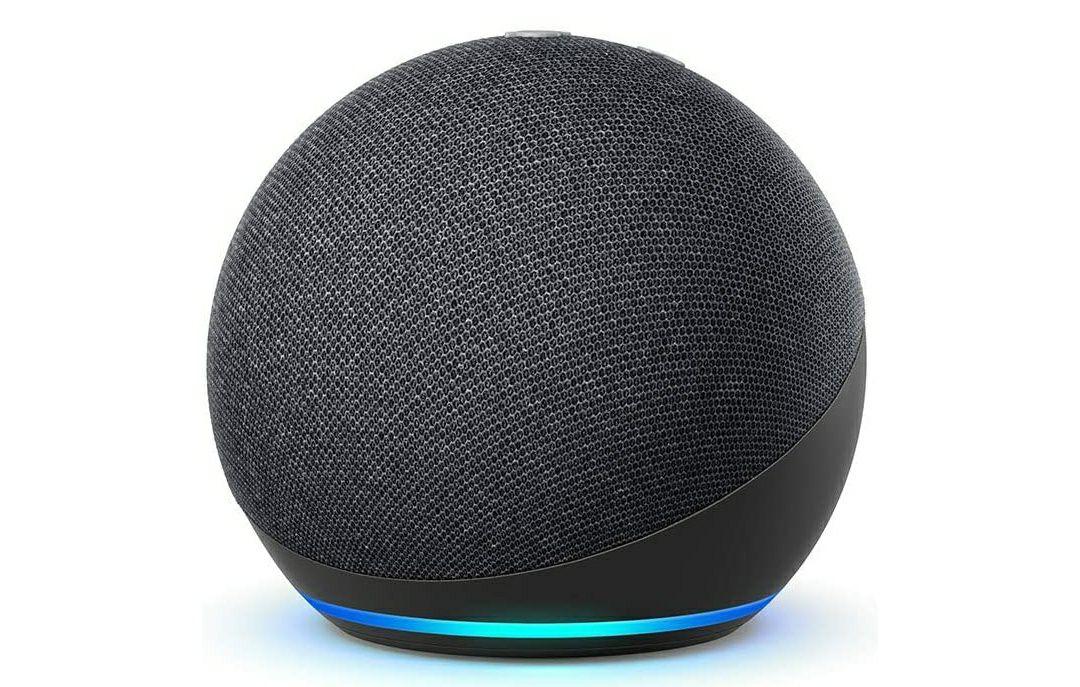Amazon Echo Dot 4., Echo Show 5 uvm.