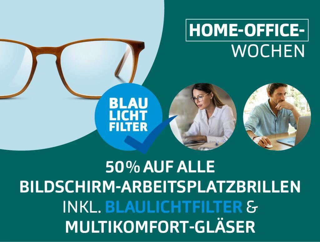 Pearle: -50% + 25€ Zusatz-Rabatt auf Homeoffice-Brille ( jö only )